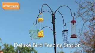 Kingfisher Deluxe Bird Feeding Station