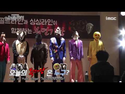 [Thaisub]Shopping King Louie BTS/Making film : ใครคือ King of Mask Singer!!!