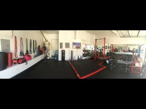 Dynamic Duo Training Home Gym – #orangecounty #fitness