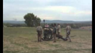 Artillery Demonstration - Antietam National Battlefield
