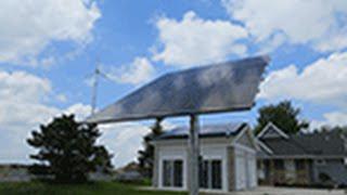 erie community college energy campus solar panel