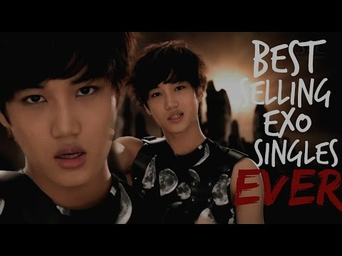 (TOP 16) Best Selling EXO Singles Ever!! Mp3