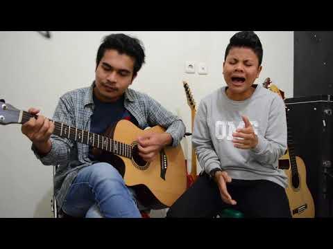 Dang Mungkin - Versi Akustik (cover By Marina Parhusip & Raja Syarif)