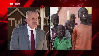 TRTHABER Yardım Konvoyu Çad