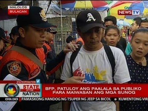 SONA: Nasa 200 bahay sa Cebu City, nasunog; isang bata, patay