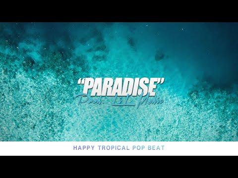 'Paradise' - Happy Pop Beat Instrumental 2020 (Tropical, R&B)
