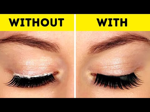 35 BEAUTY HACKS TO BRING YOUR MAKEUP TO THE NEW LEVEL