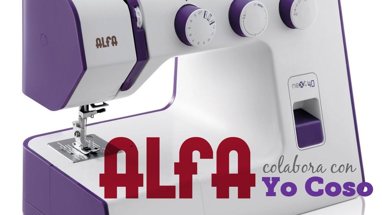 Alfa nueva colaboradora en Yo Coso! - Unboxing Alfa Next 40 + Alfa ...