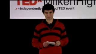 Unintelligent understandings of intelligence: Noah Wallace at TEDxMilkenHighSchool