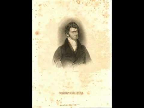 Ferdinand Ries - Conciertos para piano 3