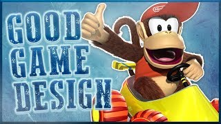 Good Game Design - Diddy Kong Racing: Perfecting The Kart Racer