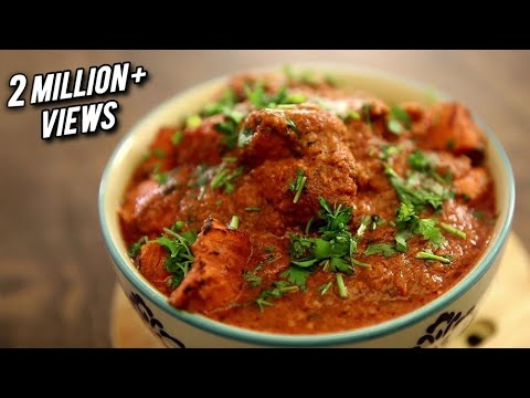 Chicken Tikka Masala - चिकन टिक्का मसाला - Indian Tandoori Style Homemade Gravy in Hindi