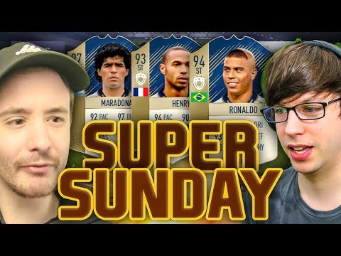 CAN CHRIS RECOVER HIS SUPER SUNDAY CRISIS - FIFA 18 ULTIMATE TEAM