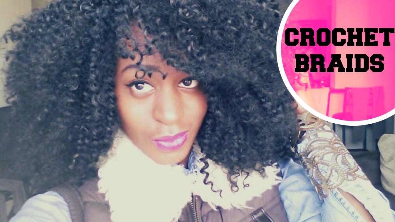 Crochet Braids Deep Wave Hair : Crochet Braids Water Wave Hair - YouTube
