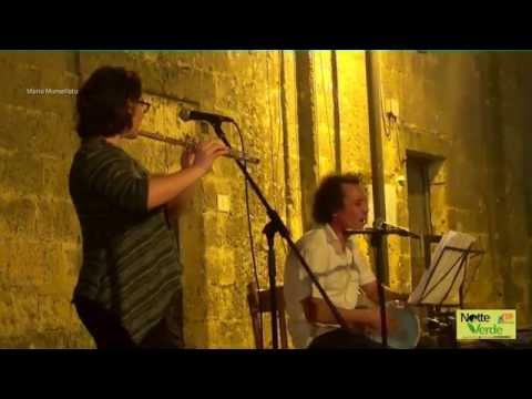 31.08.14 Castiglione NOTTE VERDE performance musiche tradizionali dalla Palestina