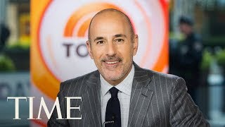 Today Show's Matt Lauer Fired From NBC News After Sexual Misconduct Allegations | TIME