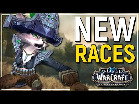 More To Be Added?! - Allied Race & New...