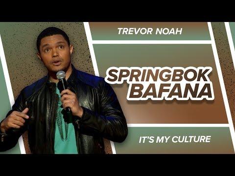 'Springbok Bafana' - Trevor Noah - (It's My Culture) RE-RELEASE