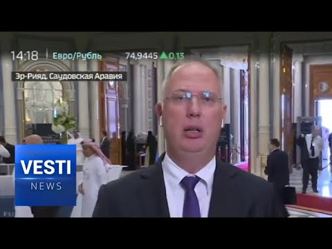 Russian Investment Tsar Not Moved By Khashoggi Murder, Belie
