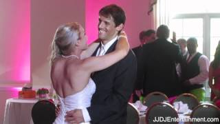 Evergreen Country Club Wedding DJ in Haymarket Virginia - Kyle and Michael's First Dance