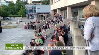 VSETÍN: Vsetínské kulturní léto představí celkem dvanáct hudebních interpretů