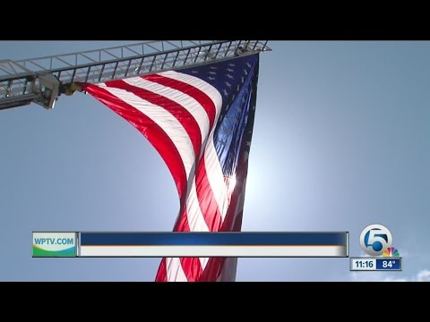 Memorial Day ceremony honors veterans at South Florida National Cemetery