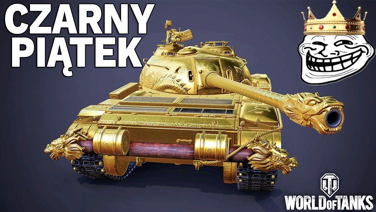 CZARNY PIĄTEK w World of Tanks