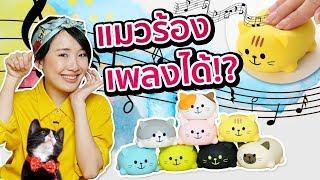 ซอฟรีวิว: เปียโนแมวเมี๊ยววว ออสการ์เล่นโชว์!!【Do Re Mi Fa Cat - Takara Tomy】