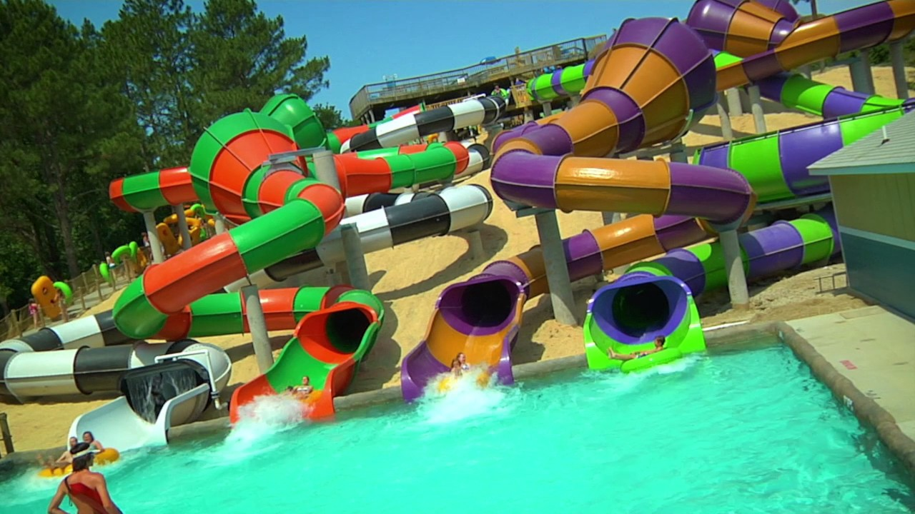 Ocean Breeze Waterpark 2017 Season