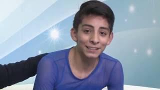 2016 ISU Junior Grand Prix - Yokohama - Men Free Skate - Donovan CARRILLO MEX