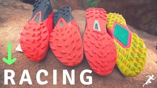 Trail Running Shoes Part 2, RACING!