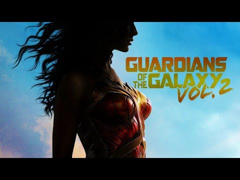 Wonder Woman Trailer (Guardians of the Galaxy Vol.2 Style)