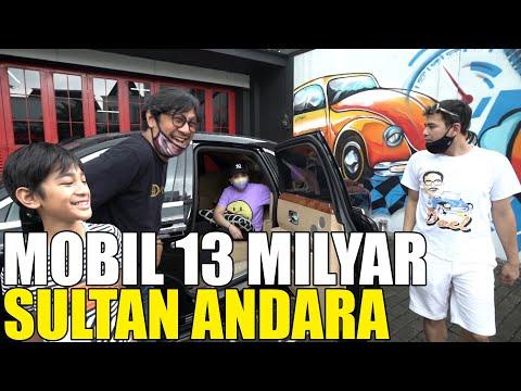 Nyobain Mobil Harga 13 Milyar Rolls Royce Raffi Ahmad