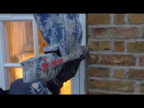 Fuge vinduer med mørtel – Jem og fix gas ombytning