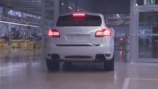 Porsche Macan, Panamera, Cayenne Manufacturing