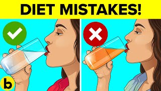 4 Dangerous Diet Mistakes