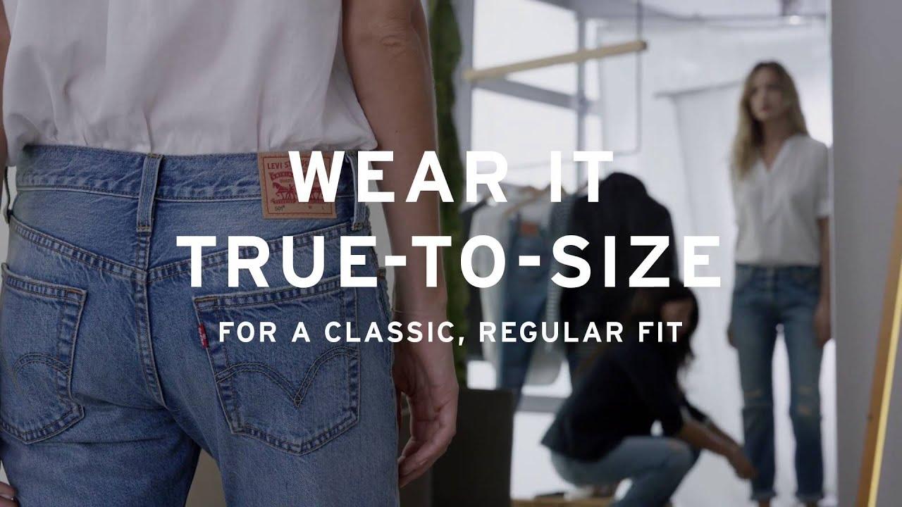 Women Levis Jeans