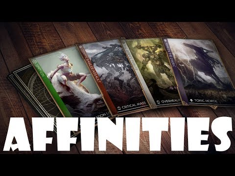 Paragon V42 Deck Building - Best Affinities For Each Type of Hero + Card Spotlight