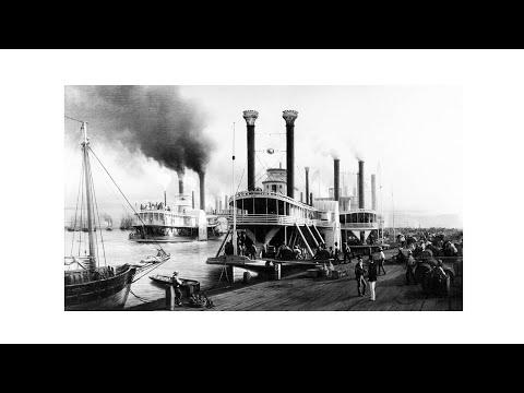 Mark Twain: Mississippijoella 1/3 - äänikirja