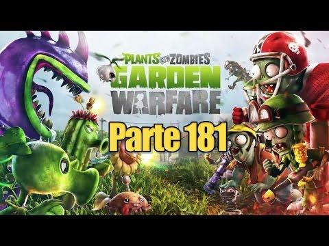 Plants vs Zombies Garden Warfare - Parte 181 El Tanquetas - Español
