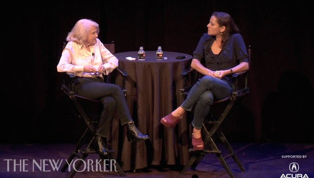 Love And Justice Edith Windsor Talks With Ariel Levy -9337