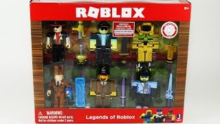 Legends of Roblox Toys Litozinnamon Gusmanak Merely TheGamer101
