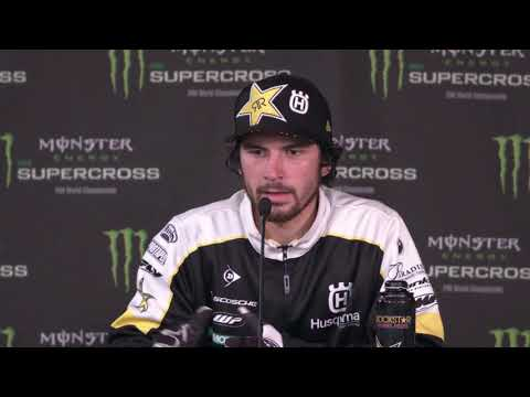 2018 450SX Post Race Press Conference: San Diego