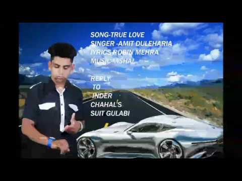 |True Love| |Amit Duleharia|LATEST PUNJABI Songs 2016