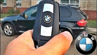 BMW Key Fob Functions Tutorial - How to Use The BMW Key Fob