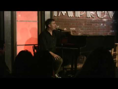 Wayne Federman on Missed Beethoven Concerts, the NBA and Hanukkah at Comedy Gives Back 2011