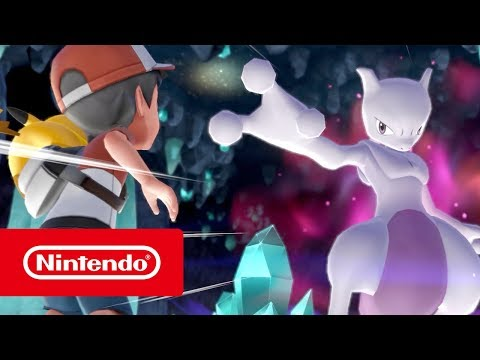 Pokémon : Let's Go, Pikachu & Pokémon : Let's Go, Évoli - Découvrez Le Vrai Pouvoir De Mewtwo !