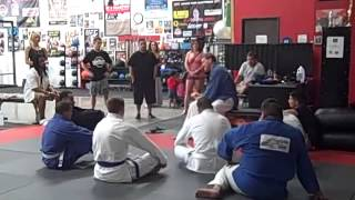 Sean Loeffler on keeping jiu jitsu real
