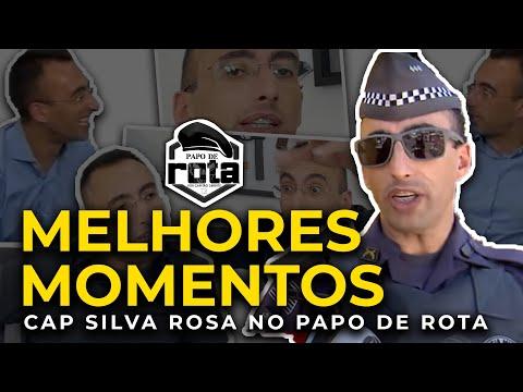 PAPO DE ROTA com MELHORES MOMENTOS CAP SILVA ROSA | Temporada 2 | Episódio 20