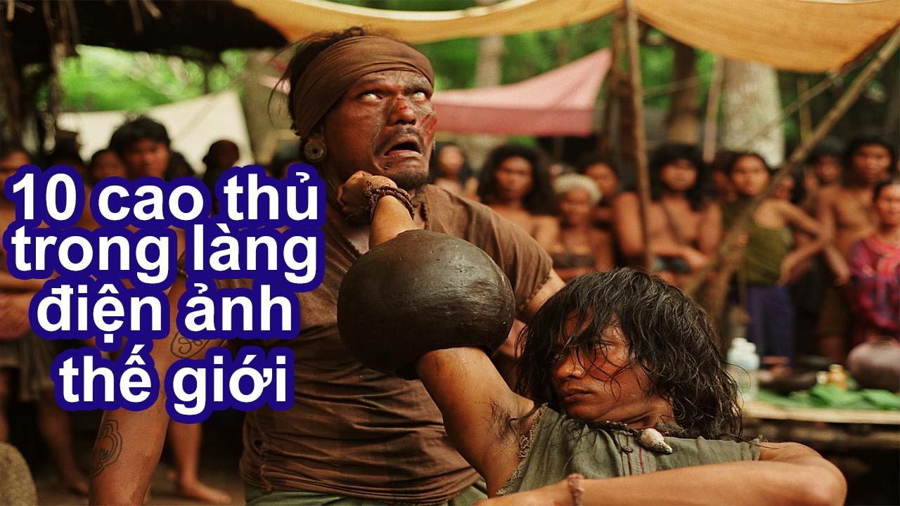Top 10 Cao Thủ Võ Thuật Trong Làng Điện Ảnh Thế Giới